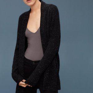 Aritzia Lenox Cashmere Wool Blend Cardigan Sweater